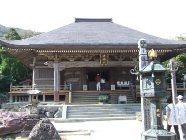 金剛福寺本堂