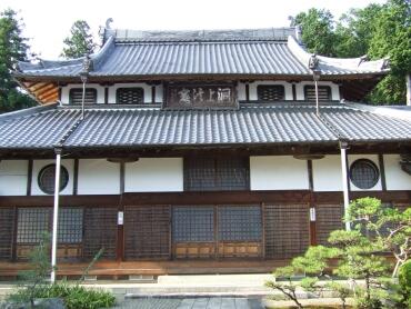 興禅寺本堂