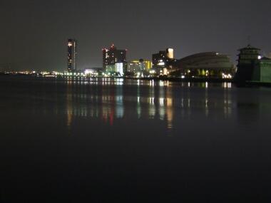 浜大津 夜景