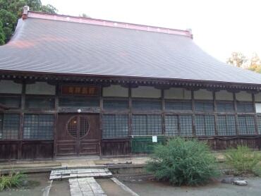楞厳寺本堂