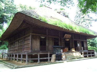塩船観音寺 本堂