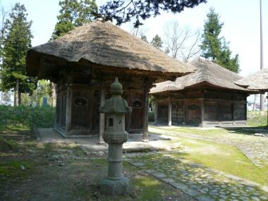 戸沢家墓所