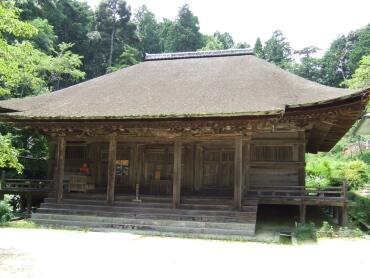長寿寺本堂 国宝