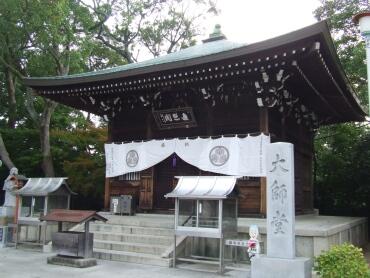 屋島寺 太子堂