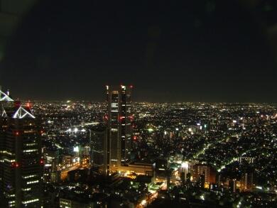 都庁の夜景_初台方面1.jpg