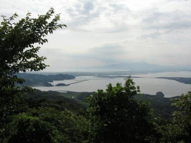 枕木山より中海を望む.jpg
