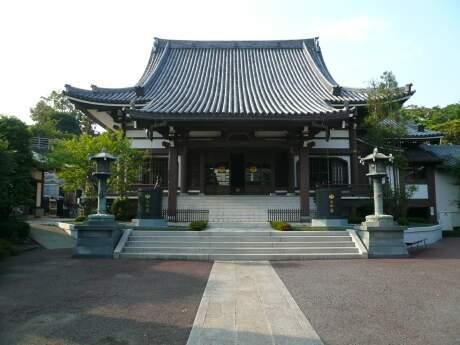東海道神奈川宿 本覚寺本堂.jpg