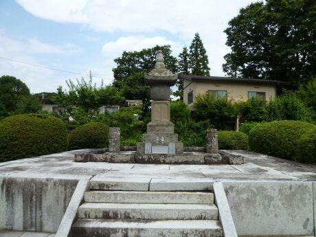 ムカデ姫の墓 盛岡.jpg