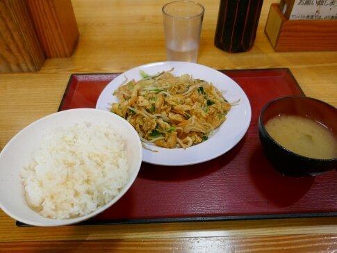 ヤンバル食堂 フーチャンプルー.jpg