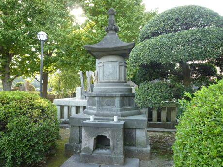 吉祥寺 二宮尊徳の墓.jpg