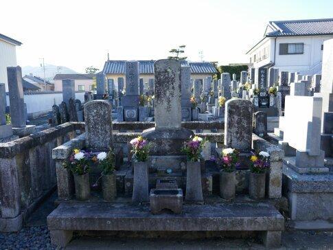 城宝寺 渡辺崋山墓所2.jpg