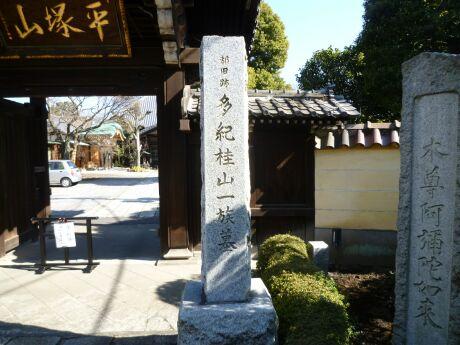 多紀桂山一族の墓.jpg