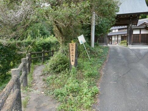 小野小町の墓3.jpg