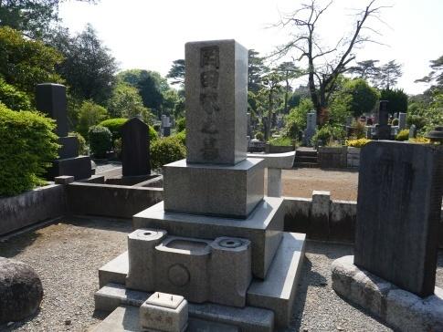 岡田啓介の墓.jpg