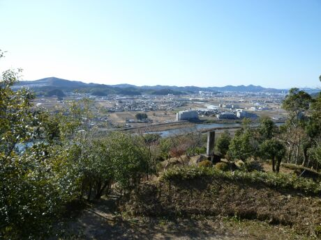 岡豊城からの景色2.jpg