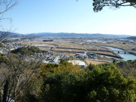 岡豊城からの景色1.jpg
