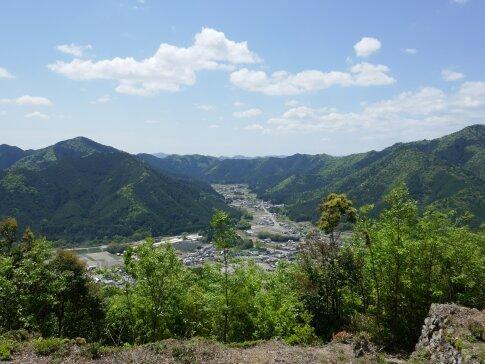 岩尾城 本丸からの景色.jpg