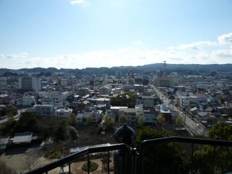 掛川城からの景色.jpg