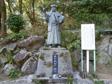 日輪寺 赤穂浪士 大石内蔵助像.jpg
