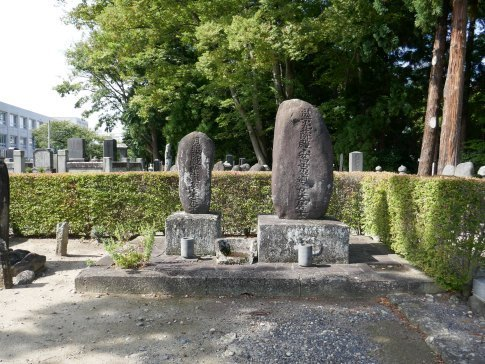 最上家親・義俊の墓.jpg