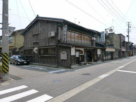 村上の町並み 芭蕉宿泊の宿.jpg