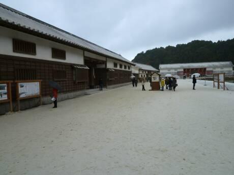 桜田門外の変オープンセット2.jpg