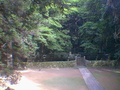 毛利家墓所1999年.jpg