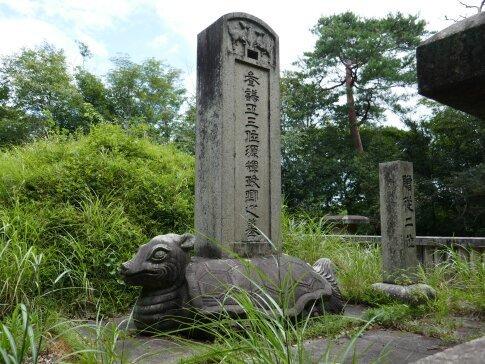 池田輝政の墓.jpg
