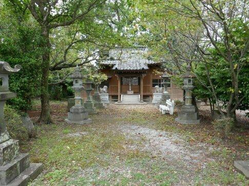 沖田畷の戦い 二本木神社2.jpg