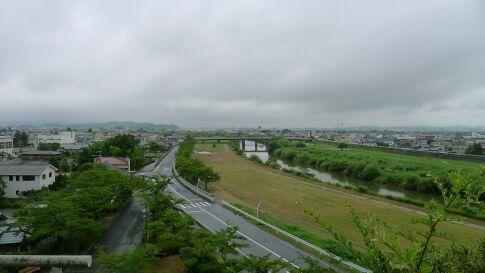 涌谷城からの風景.jpg