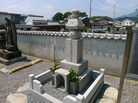 福蔵寺 織田信孝の墓.jpg