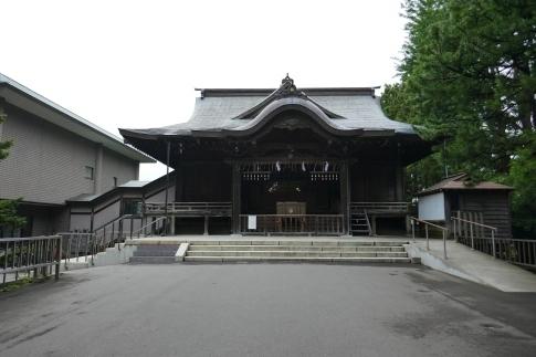 箱館戦争降伏の地(亀田八幡宮).jpg