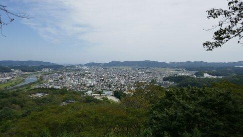 船岡城址からの景色.jpg