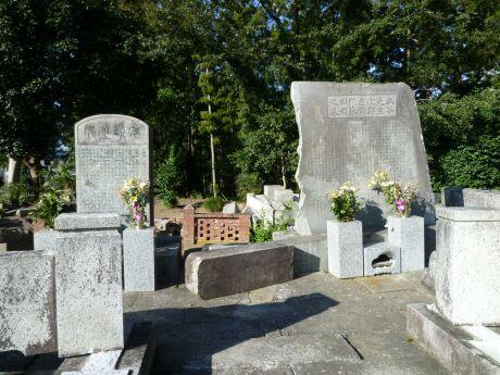 藤田東湖の墓.jpg