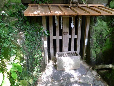 鎌倉宮 護良親王の石廊.jpg