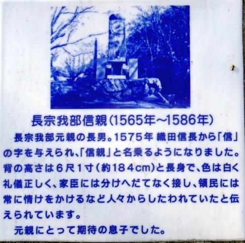 長宗我部信親の墓3.jpg