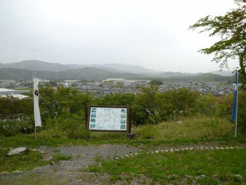 関ヶ原古戦場 岡山烽火場2.jpg