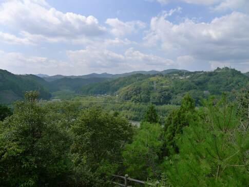 鳥羽山城跡からの風景.jpg