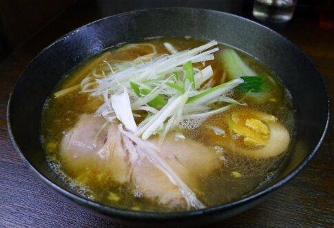 鶏っくすたー 醤油ラーメン 海老出汁.jpg