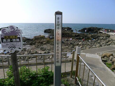黄金岬カンラン石玄武岩柱状節理2.jpg